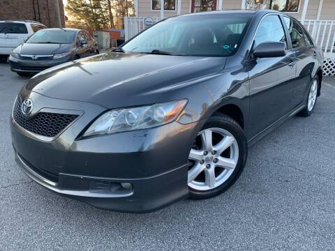 2009 Toyota Camry for sale at Georgia Car Shop in Marietta GA