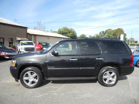 2012 Chevrolet Tahoe for sale at All Cars and Trucks in Buena NJ