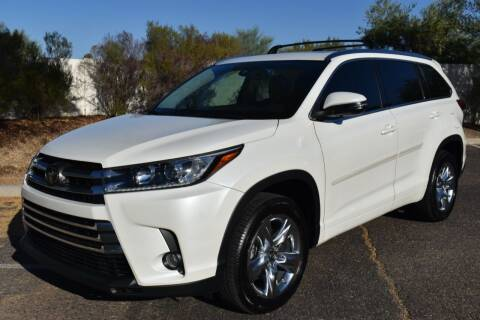 2018 Toyota Highlander for sale at AMERICAN LEASING & SALES in Tempe AZ