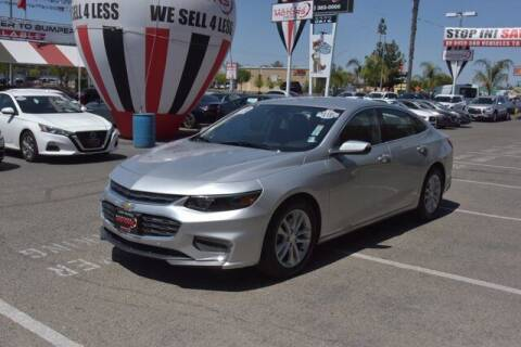 2017 Chevrolet Malibu for sale at Choice Motors in Merced CA