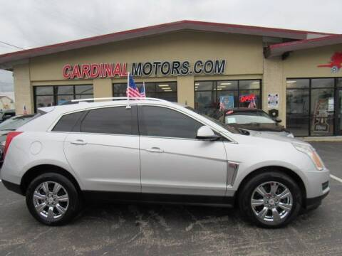 2015 Cadillac SRX for sale at Cardinal Motors in Fairfield OH