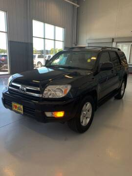 2005 Toyota 4Runner for sale at Tom Peacock Nissan (i45used.com) in Houston TX