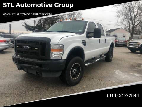 2009 Ford F-350 Super Duty for sale at STL Automotive Group in O'Fallon MO