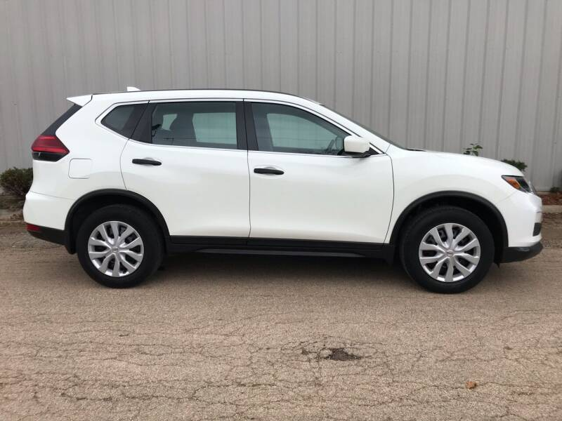 2017 Nissan Rogue AWD S 4dr Crossover - Amboy IL