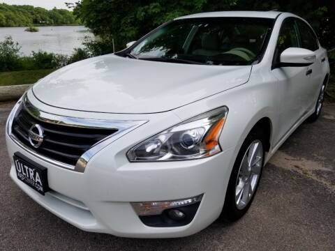 2013 Nissan Altima for sale at Ultra Auto Center in North Attleboro MA