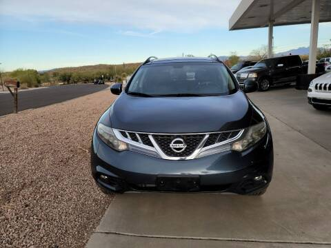 2011 Nissan Murano for sale at Carzz Motor Sports in Fountain Hills AZ