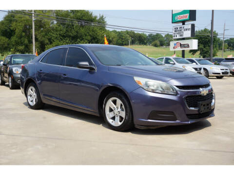 2015 Chevrolet Malibu for sale at Autosource in Sand Springs OK