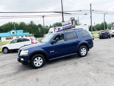 2007 Ford Explorer for sale at New Wave Auto of Vineland in Vineland NJ