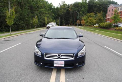 2014 Nissan Maxima for sale at Source Auto Group in Lanham MD