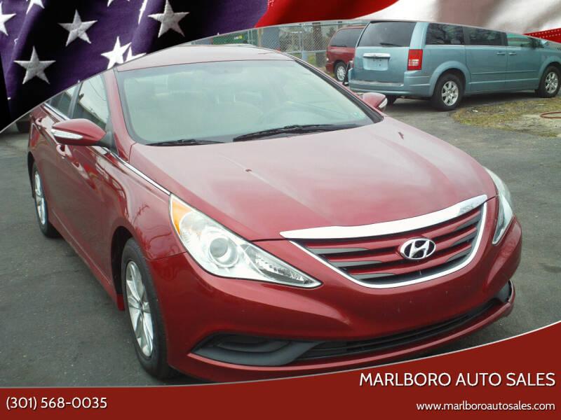 2014 Hyundai Sonata for sale at Marlboro Auto Sales in Capitol Heights MD