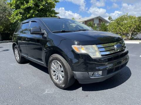 2007 Ford Edge for sale at Meru Motors in Hollywood FL