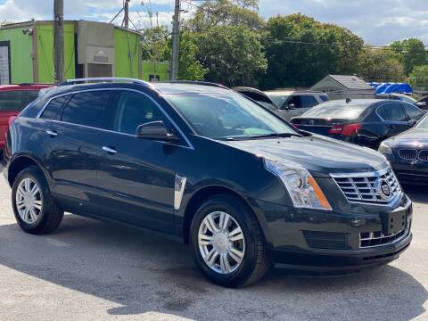 2015 Cadillac SRX for sale at Marvin Motors in Kissimmee FL