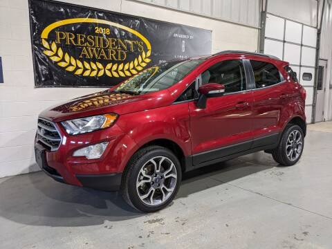 2018 Ford EcoSport for sale at LIDTKE MOTORS in Beaver Dam WI