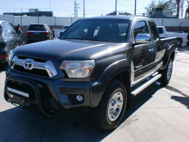 2013 Toyota Tacoma for sale at Williams Auto Mart Inc in Pacoima CA