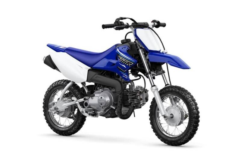 2021 Yamaha TTR50 for sale at Honda West in Dickinson ND