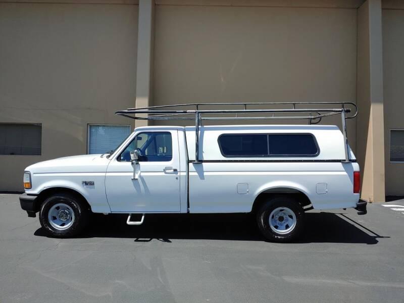 1995 Ford F-150 for sale in Pleasanton, CA