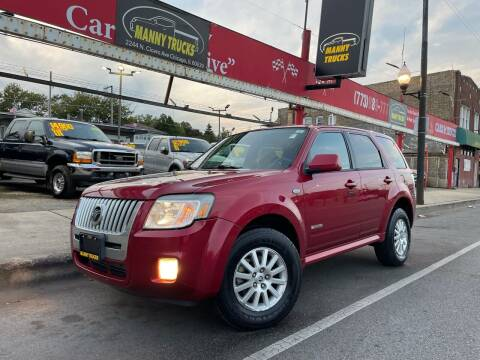 2008 Mercury Mariner for sale at Manny Trucks in Chicago IL