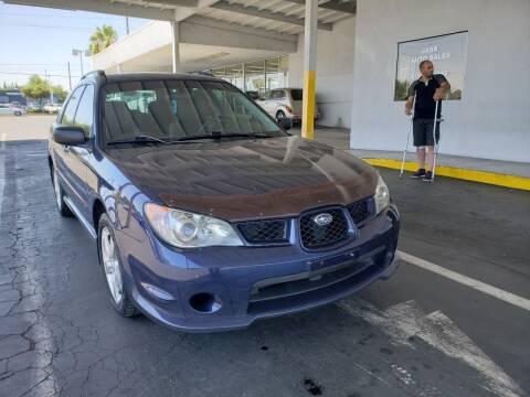 2006 Subaru Impreza for sale at Express Auto Sales in Sacramento CA