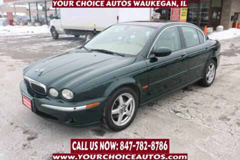 2003 Jaguar X-Type for sale at Your Choice Autos - Waukegan in Waukegan IL