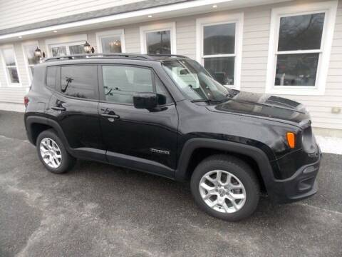 2018 Jeep Renegade for sale at Bachettis Auto Sales in Sheffield MA