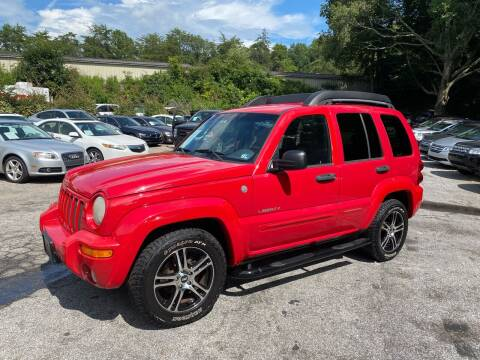 2004 Jeep Liberty for sale at Car Online in Roswell GA
