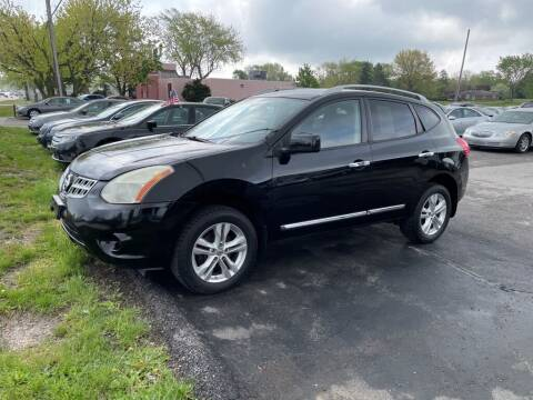 2012 Nissan Rogue for sale at Lakeshore Auto Wholesalers in Amherst OH