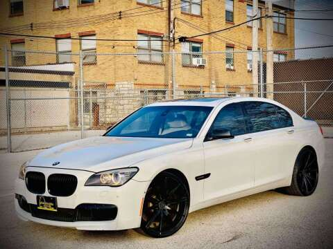 2010 BMW 7 Series for sale at ARCH AUTO SALES in St. Louis MO