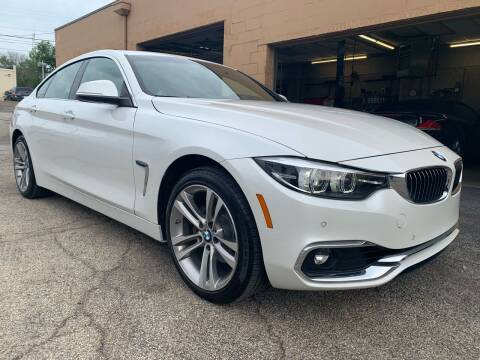 2018 BMW 4 Series for sale at Martys Auto Sales in Decatur IL