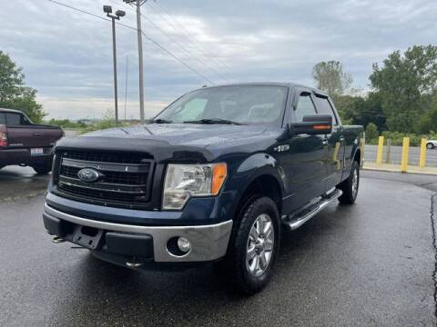 2013 Ford F-150 for sale at Instant Auto Sales - Lancaster in Lancaster OH