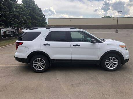 2015 Ford Explorer for sale at Albers Sales and Leasing, Inc - Albers Sales and Leasing Inc in Bismarck ND