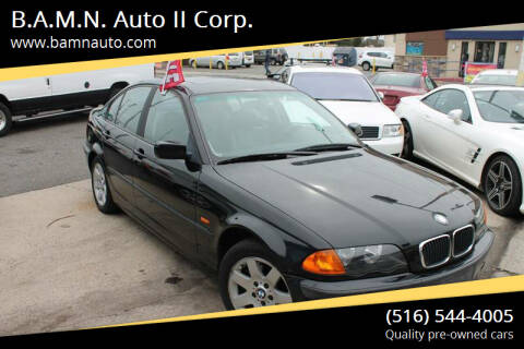 2001 BMW 3 Series for sale at B.A.M.N. Auto II Corp. in Freeport NY