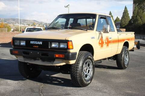 1984 Nissan Pickup for sale at Motor City Idaho in Pocatello ID