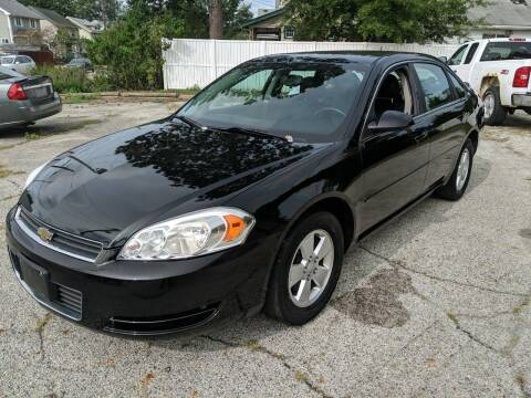 2008 Chevrolet Impala for sale at Richland Motors in Cleveland OH