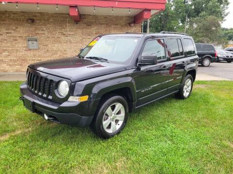 2015 Jeep Patriot for sale at Murdock Used Cars in Niles MI