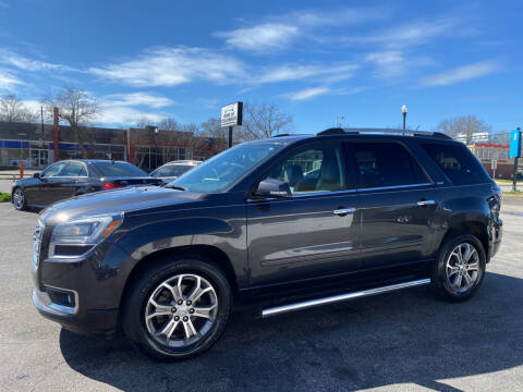 2014 GMC Acadia for sale at BWK of Columbia in Columbia SC