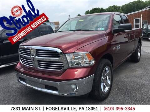 2019 RAM Ram Pickup 1500 Classic for sale at Strohl Automotive Services in Fogelsville PA