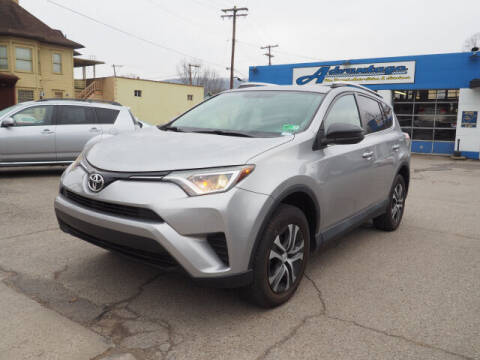 2016 Toyota RAV4 for sale at Advantage Auto Sales in Wheeling WV