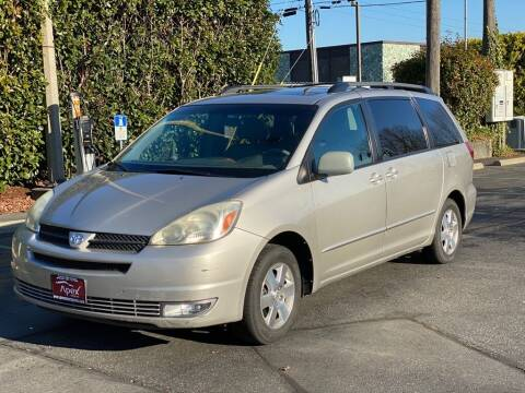 2004 Toyota Sienna for sale at Apex Motors Inc. in Tacoma WA