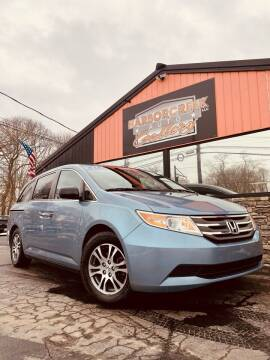 2012 Honda Odyssey for sale at Harborcreek Auto Gallery in Harborcreek PA
