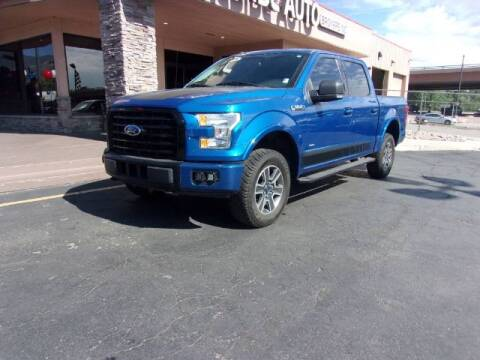 2017 Ford F-150 for sale at Lakeside Auto Brokers Inc. in Colorado Springs CO