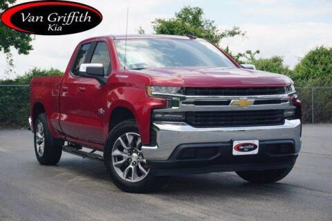 2020 Chevrolet Silverado 1500 for sale at Van Griffith Kia Granbury in Granbury TX