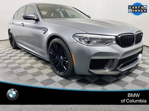 2018 BMW M5 for sale at Preowned of Columbia in Columbia MO
