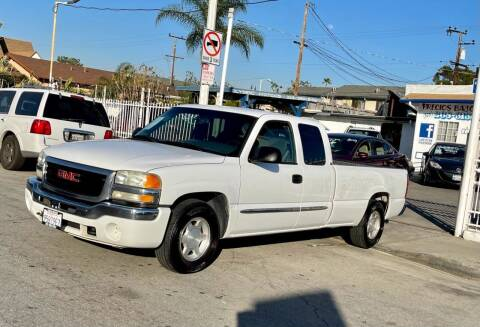 2003 GMC Sierra 1500 for sale at Olympic Motors in Los Angeles CA