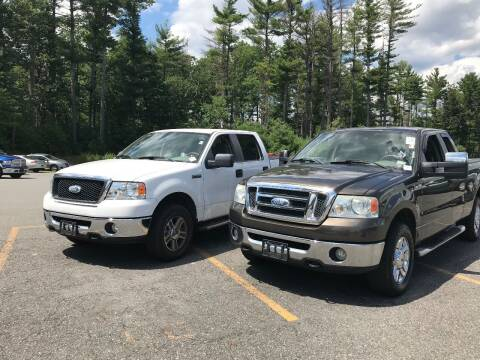 2008 Ford F-150 for sale at Irving Auto Sales in Whitman MA