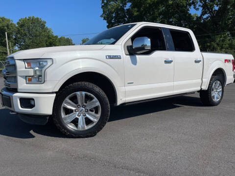 2015 Ford F-150 for sale at Beckham's Used Cars in Milledgeville GA