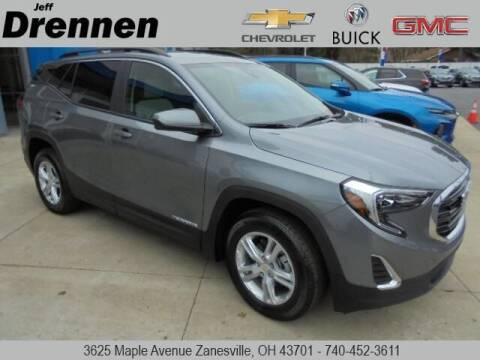 2021 GMC Terrain for sale at Jeff Drennen GM Superstore in Zanesville OH