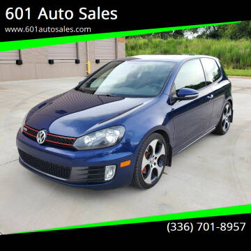 2010 Volkswagen GTI for sale at 601 Auto Sales in Mocksville NC
