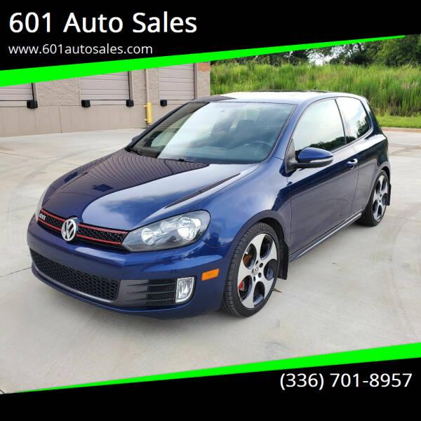 2010 Volkswagen GTI for sale at 601 Auto Sales in Mocksville NC