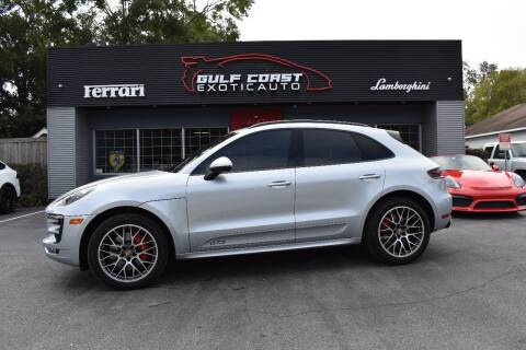 2018 Porsche Macan for sale at Gulf Coast Exotic Auto in Biloxi MS