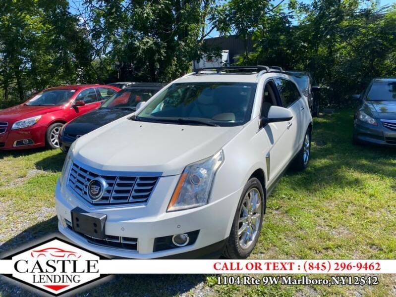 2015 Cadillac SRX for sale at Classified Pre-owned Cars of Marlboro in Marlboro NY
